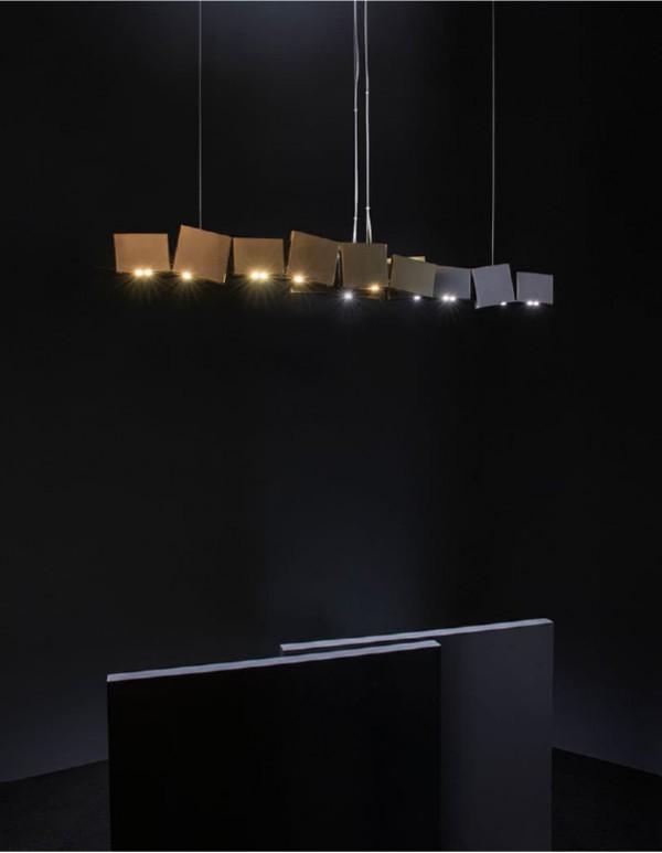 Gaia,蓋亞山脈吊燈