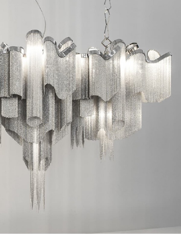 Stream,流水吊燈(XL)