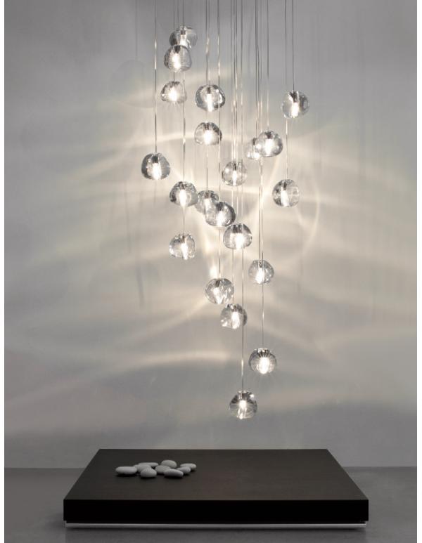 Mizu,水影吊燈(26SQ)