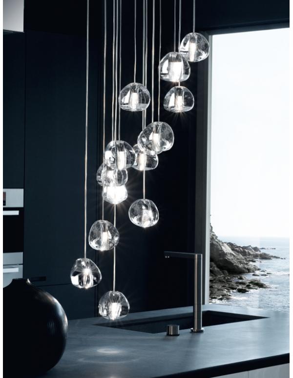 Mizu,水影吊燈(15SR)