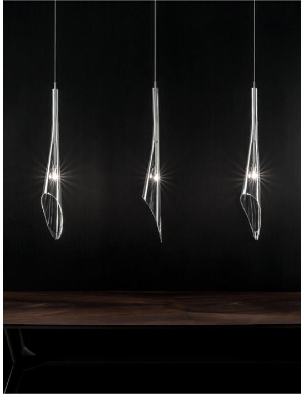 Calle,海芋花水晶吊燈(03SR)