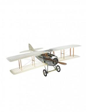 Transparent Spad 透明雙翼飛機模型