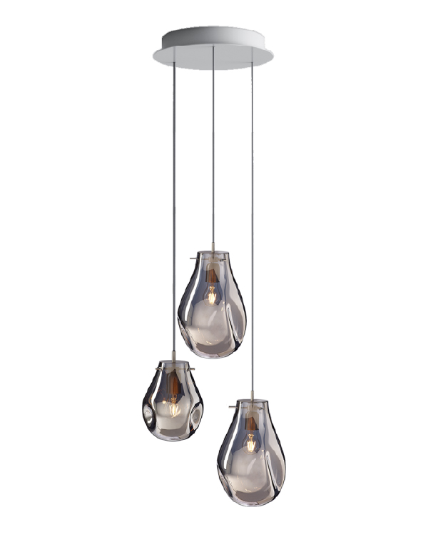 Soap chandelier 03 pcs