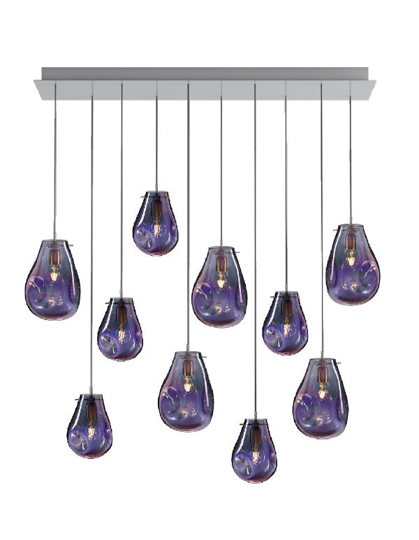 Soap chandelier 10 pcs