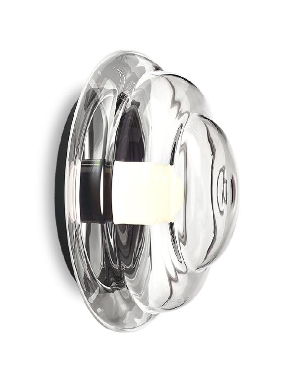 Blimp wall light