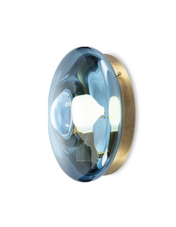 Orbital wall light