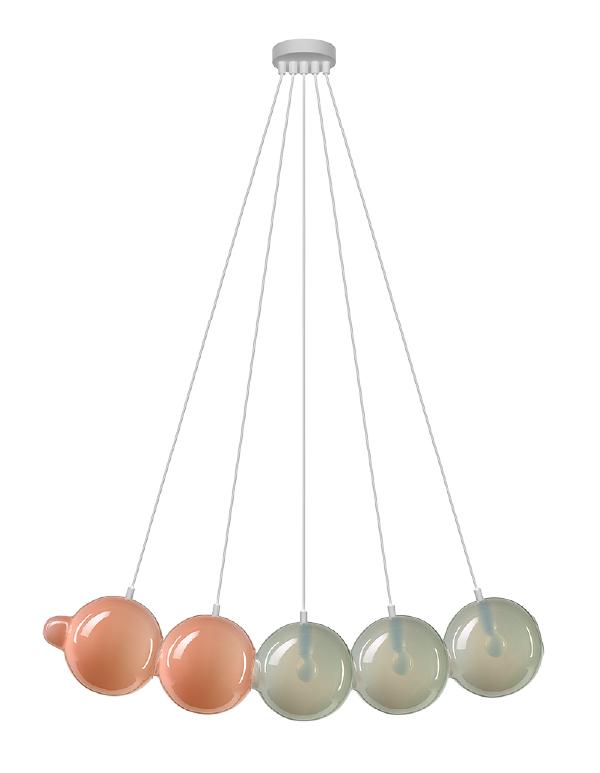 Pendulum, combination five
