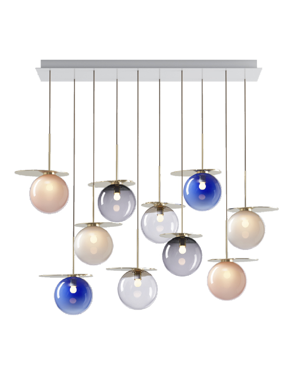 Umbra chandelier 10 pcs