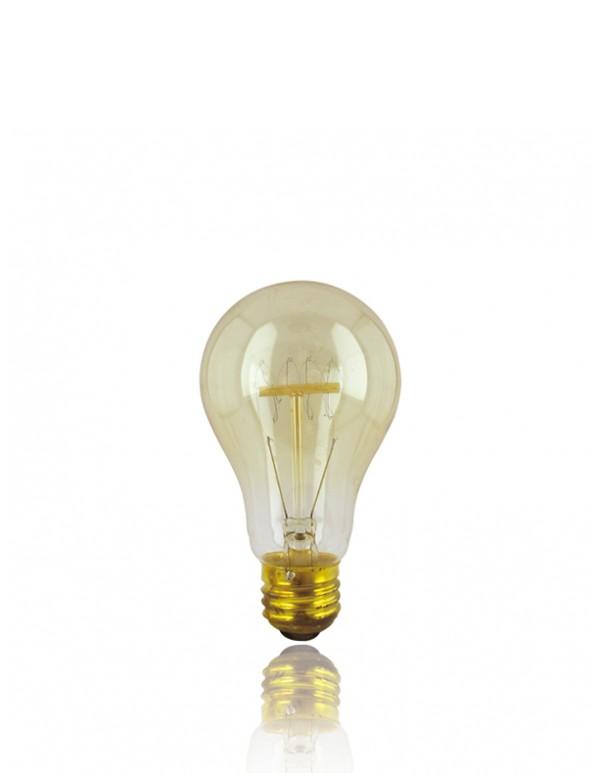 A60 愛迪生鎢絲燈泡 E27 40W