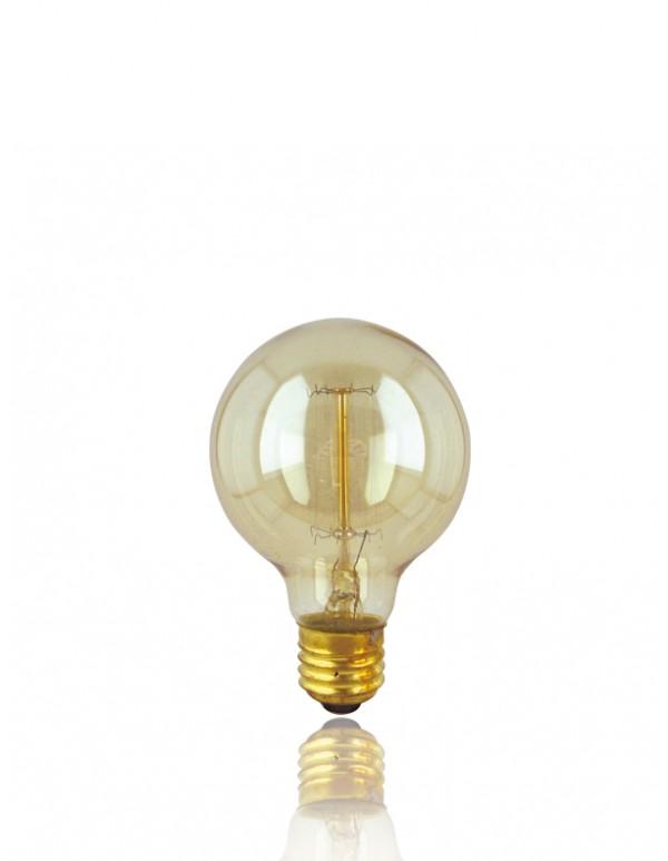 G80 愛迪生鎢絲燈泡 E27 40W