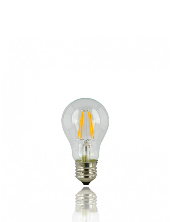 LED-A60燈絲燈泡 //E27 4W
