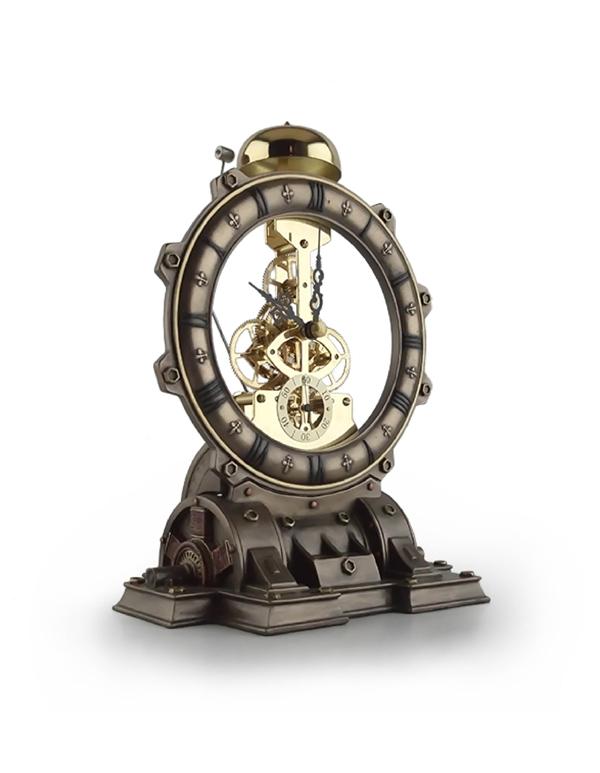 Generator Clock 龐克自鳴鐘